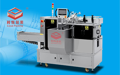 Box machine for small products(TYPE:LY150-4-960)